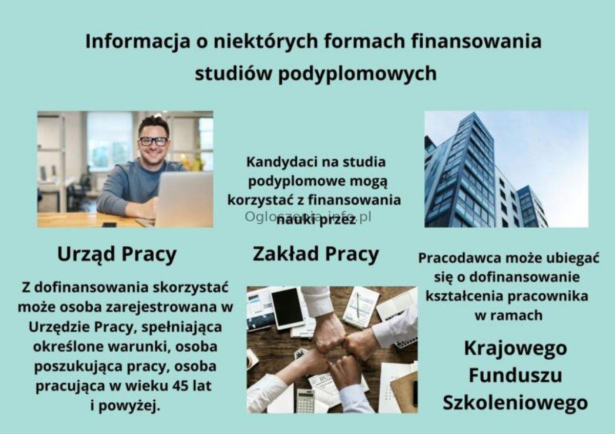 Studia podyplomowe - BHP - 3/4 zajęć - system zdalny!