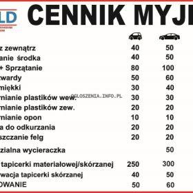 GOLDWASH24 - Myjnia samochodowa w Krakowie