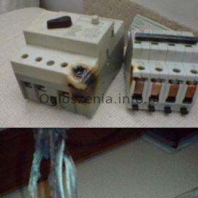 Pogotowie elektryczne elektryk 24/7 elektryk awarie elektryczne