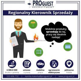 Regionalny Kierownik Sprzedaży