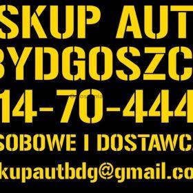 Skup Aut Bydgoszcz osobowe dostawcze w każdym stanie! Gotówka!