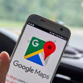Opinie Google maps