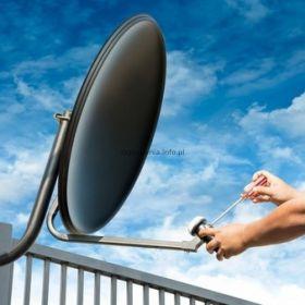 Serwis antenowy satelitarny naziemny Sobótka tel 793734003